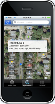 Zillow iPhone App Creates Huge Exposure for Your Listings