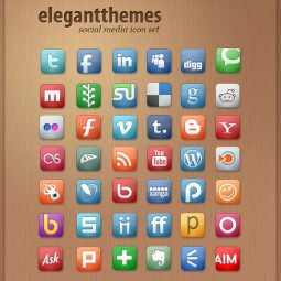 Free Social Media Icons for Your Website