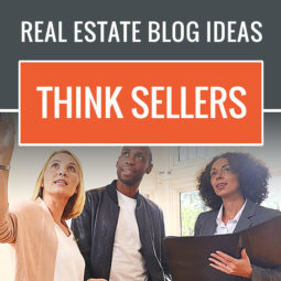 real estate blog ideas for sellers
