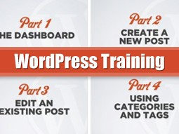 WordPress Training Videos – Master Your Real Estate Blog