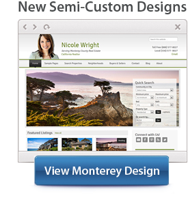 New WordPress Real Estate Website Designs | Real Estate Web Site ...