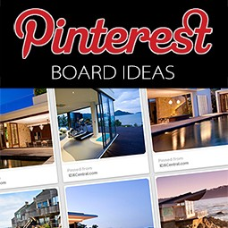 Pinterest Board Ideas