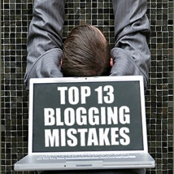 Top 13 Blogging Mistakes Real Estate Agents Make