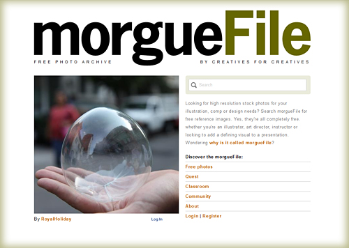MorgueFile Stock Photography