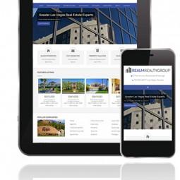 Responsive Website Design for real estate