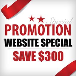 Real Estate Website Special Offer