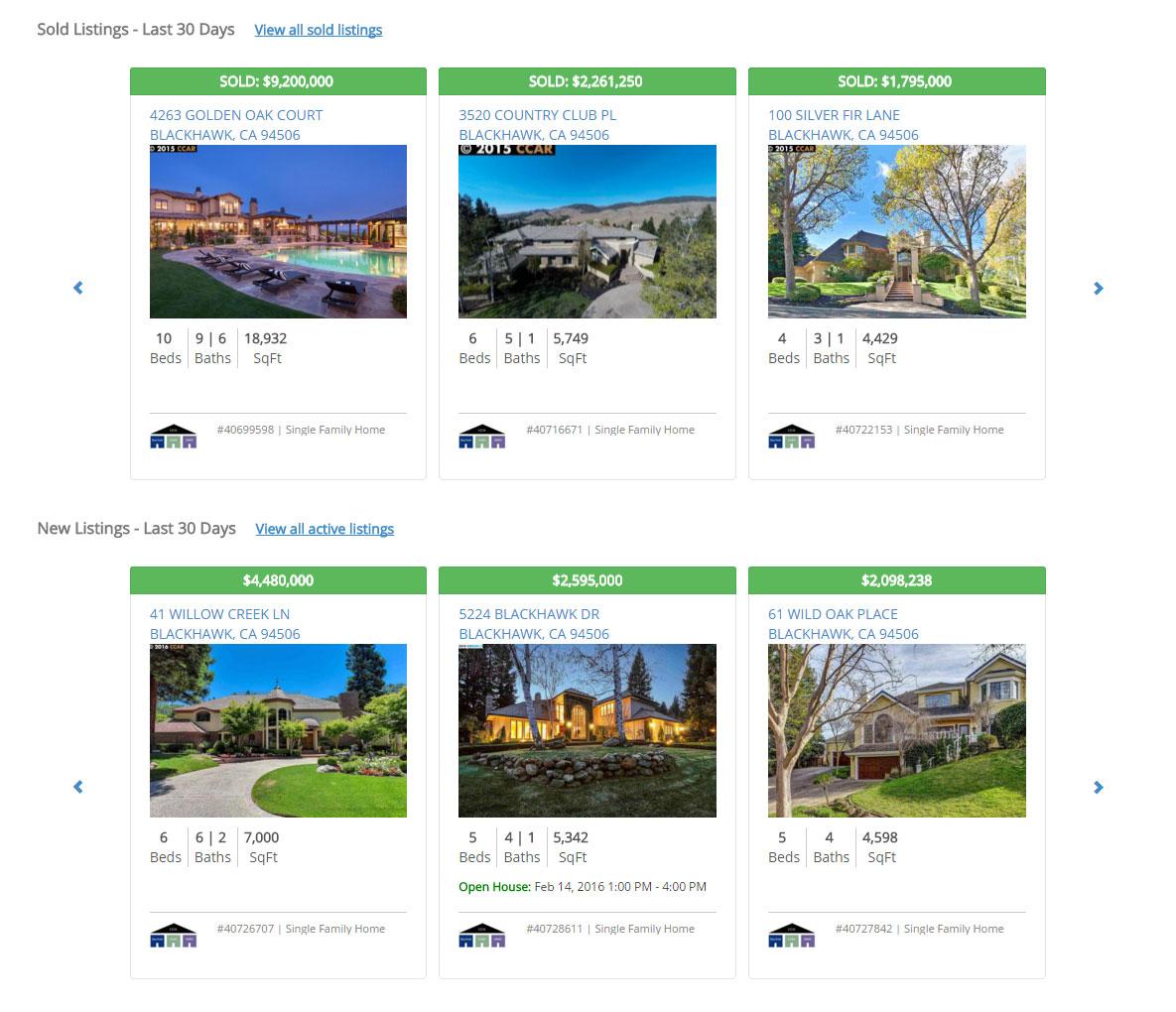marketboost-ihomefinder-listings-report
