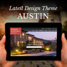 Real Estate WordPress Theme Called Austin