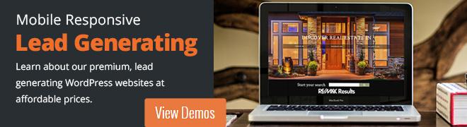 Lead Generating Real Estate Websites