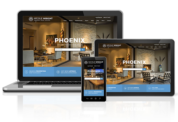 WordPress Real Estate Theme Phoenix