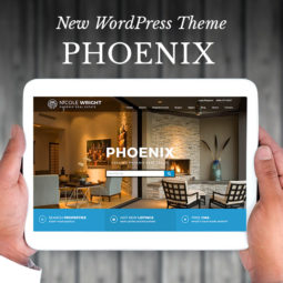 Phoenix – Our New Real Estate WordPress Theme