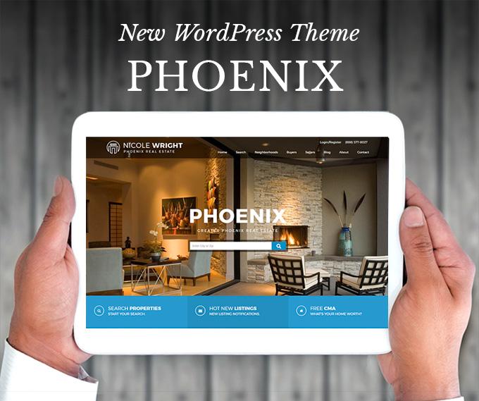 Phoenix Real Estate WordPress Theme