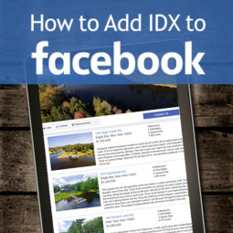 How to Add IDX to Facebook