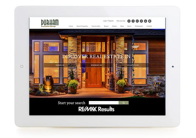 Best Minnesota Real Estate Website Durham