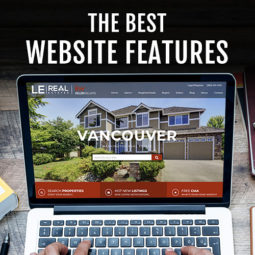 Best Real Estate Website Features