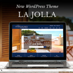 La Jolla WordPress Real Estate Website Design