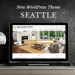 Seattle – Our New WordPress Real Estate Theme