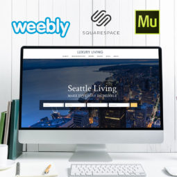 Add IDX to Weebly, Wix, SquareSpace, Adobe Muse