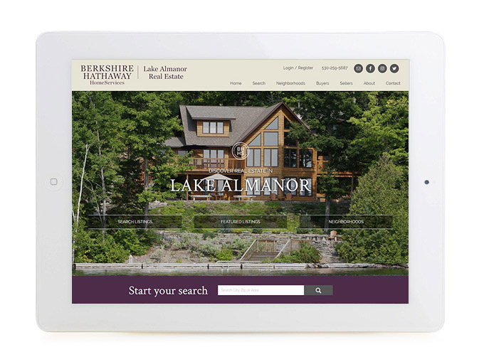 Best California Real Estate Website Berkshire Hathaway
