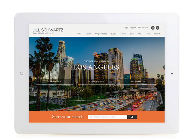 Best Los Angeles Real Estate Website Jill Schwartz