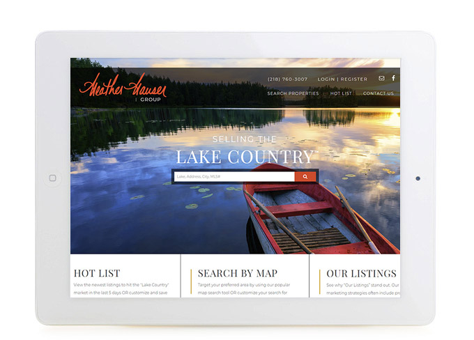 Best Minnesota Real Estate Website Heather Hauser
