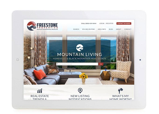 Best North Carolina Real Estate Website
