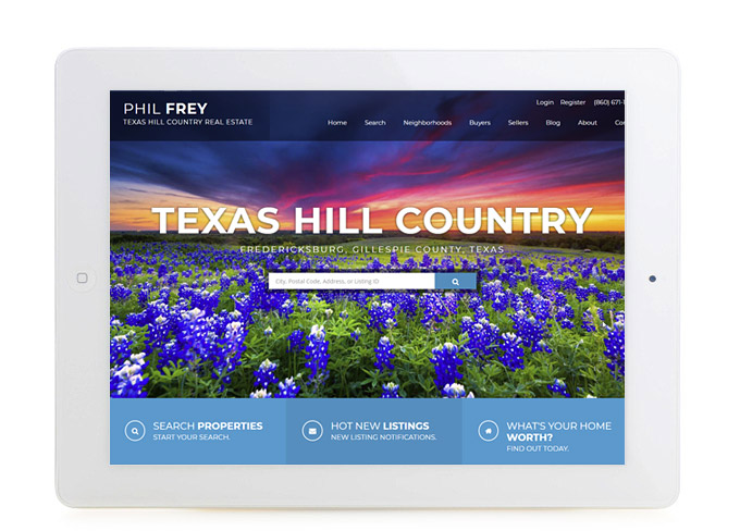 Best Texas Real Estate Website Phil Frey