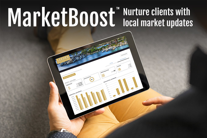 Local Market Tool >> Marketboost Market Reports An Invaluable Drip Marketing Tool Real