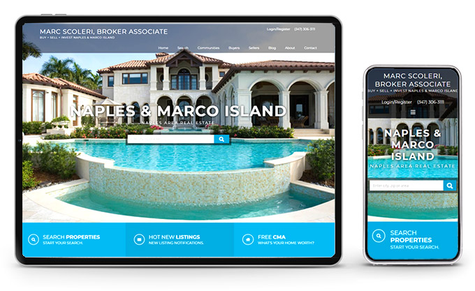 Best Florida Real Estate Website Realtor Marc Scoleri