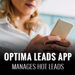 iHomefinder Optima Leads app for Realtors
