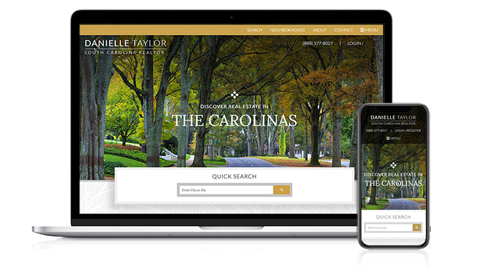 WordPress Real Estate Theme Design